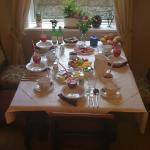 South Lodge, Award winning Full Continental breakfasts