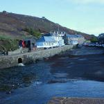 Mullion Cove Lodge Park Foto