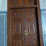 Yasmina Suite door