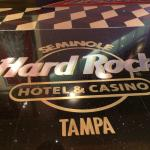 Φωτογραφία: Seminole Hard Rock Hotel Tampa