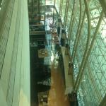 Foyer area at The Meydan