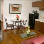 DELUXE DINING/LIVING/KITCHEN