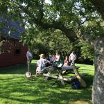 Visitors enjoy live music during Windmill Wednesday
