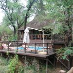 Foto de Three Cities Madikwe River Lodge
