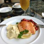 Meals at the Lobby Restaurant