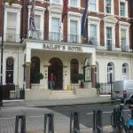 Φωτογραφία: Millennium Bailey's Hotel London Kensington