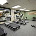 Hampton Inn & Suites Mt. Vernon/Belvoir-Alexandria South Area - Fitness Center