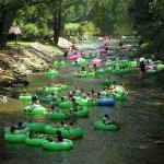 Tubin the Hooch (Chattahoochee River in Helen, GA)