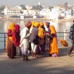 Pushkar Lake Palace resmi