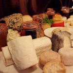 French Cheese Trolley