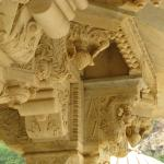 Some of the detailed carvings