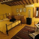 Our Room at the Agriturismo