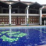 Swimming Pool at Palm Beach Hotel Colombo 03Nov14