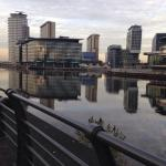 Holiday Inn Express Manchester - Salford Quays Foto