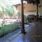 Photo de Hotel Patio del Malinche