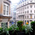 View onto Tothill Street