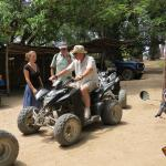 Quad bikes great fun and good value