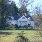 A Zoom Pic of the home from the trail to the house