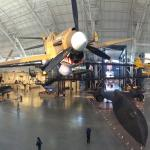 Probably the best aircraft collection in the world.
