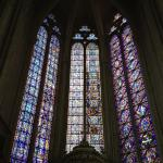 Amiens Cathedral- Amazing stain glass