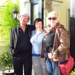 My parents and Toni last day of our Killarney Vacation