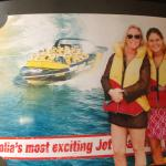 Our photo from jetboating