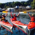 Sunshine Kayaking & Sailing Ltd - Day Tours