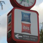 Photo de Ibis Hamburg St Pauli Messe