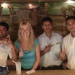Restaurant/Bar staff Amit/Joseph etc