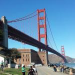 Photo of Fort Point National Historic Site