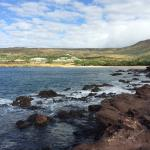 View from Manele Bay