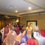 Getting ready for Sikh Destination Wedding