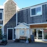 Building exterior, Mile Marker One Restaurant  |  75 Essex Ave., Gloucester, MA 01930