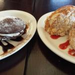 Whoopee Pie and Crumb Cake