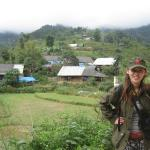 Lao Cai - on route back from Bac ha