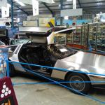 """""""Back to the future"""" movie"""