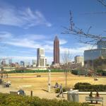 PIEDMONT PARK ATLANTA A PANORAMIC VIEW