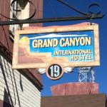 Foto de Grand Canyon International Hostel