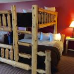 Queen/king bunk bed
