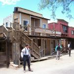 Old Tucson gunfight