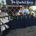 The Roasted Berry Market Stall