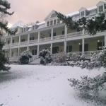 Thanksgiving Day at Balsam Mountain Inn