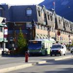 Mount Royal Hotel in Banff Town