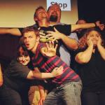 Improv comedy performed by The Joint Venture every Wednesda