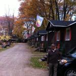 Foto de Maple Lodge Cabins and Motel