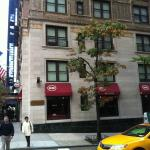 Hotel from 37th street