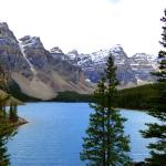 Moraine Lake and Valley of the Ten Peaks
