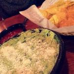 Tableside guac perfectly prepared and full of flavor!