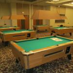 Pool Tournament Weekend 1