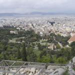 Agora from the Acropolis